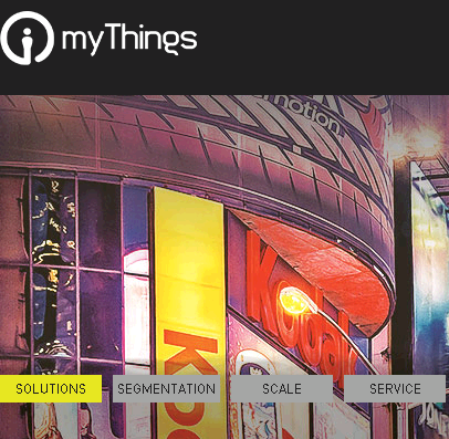 myThings Advertising Solutions